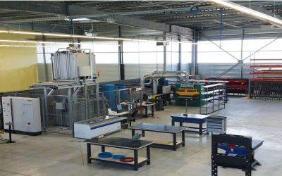 Une usine de 1000 m² à BAYONNE
